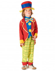 Clowndräkt för barn till maskeraden