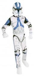 Clone Trooper från Star Wars™ - Maskeradkläder för barn
