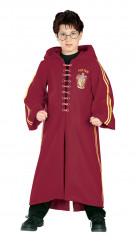 Kostym Quidditch - Harry Potter™ Deluxedräkt för barn