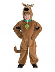 Lyxig Scooby Doo™dräkt barn