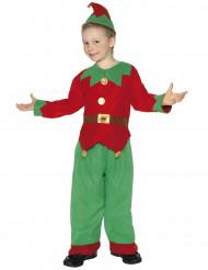 Lustig alvdräkt för barn - Juldräkt