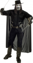V för Vendetta™ Maskeraddräkt Man