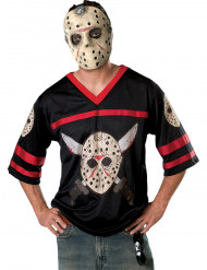 Jason™ tröja och mask vuxen