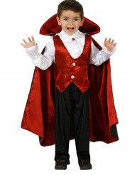 Lyxig Vampyrdräkt för barn till Halloween