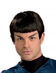 Peruk i plast Star Trek vuxen