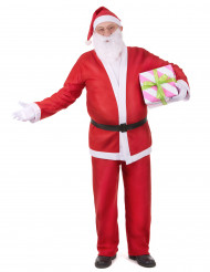 Komplett jultomtedräkt - Maskeraddräkt för vuxna