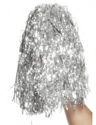 official photos 94f20 5540b Pompom silver metallic