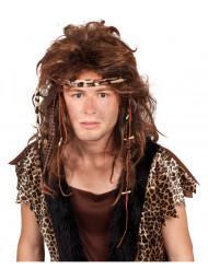 Peruk förhistorisk man vuxen