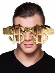 Glasögon gigantiska dollar vuxen