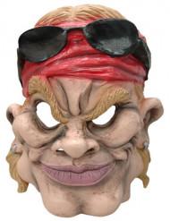 Biker Bob - Maskeradmask för vuxna
