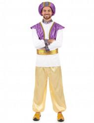 Stilig sultan - Maskeraddräkt för vuxna