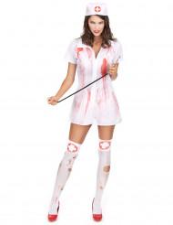 Psykopatisk sjuksköterska Halloween