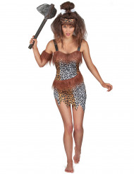 Grottkvinna-kostym
