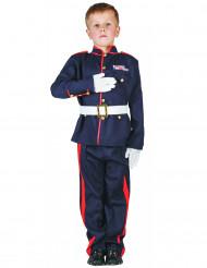 Soldatkostym barn