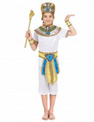 Egyptierdräkt för barn till maskeraden