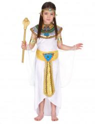Egyptisk prinsessa - utklädnad för barn till maskeraden