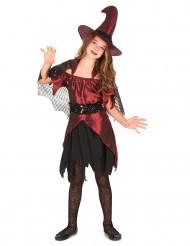 Häxdräkt Halloween barn