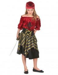 Skyldiga Sally - Piratdräkt för barn