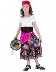 Kostym med zigensk inspiration barn