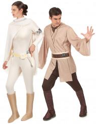 Padmé Amidala & Jedi - Star Wars™ pardräkt för vuxna