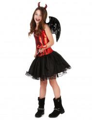 Djävul - utklädnad barn Halloween