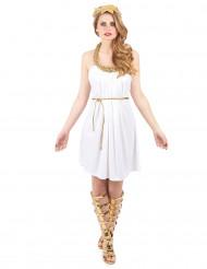 Grekisk prinsessdräkt dam