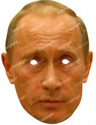 Kartongmask Vladimir Putin