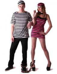 Par som fångats - Pardräkt i vuxenmodell