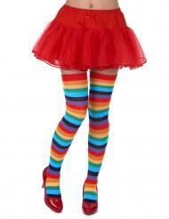 Stay ups för en clown - Tillbehör för vuxna