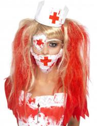 Blodig sjukskötar-kit