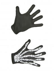 Handskar skelett vuxen