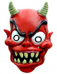 Humoristisk djävul - Halloweenmask