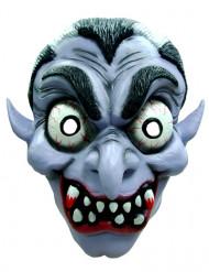 Humoristisk Greve Dracula - Halloweenmask för vuxna