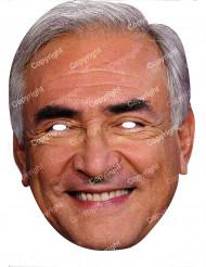 Mask Dominique Strauss Kahn papp