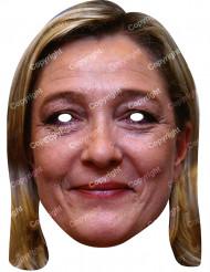 Mask Marine Le Pen papp