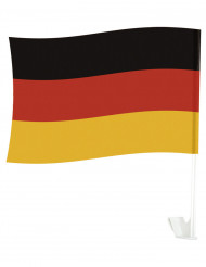 Tysk flagga att fästa på bilen