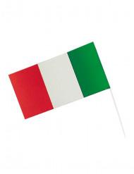 Supporterflagga för Italien