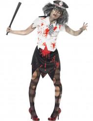 Zombiepolis - utklädnad vuxen Halloween 614457b471d3e