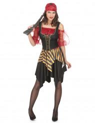Krista Krut - Piratkläder för vuxna