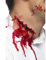 Sår på halsen