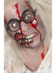 Galen zombie - sminkset till Halloween