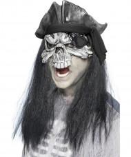 Mask spökpirat Halloween vuxen