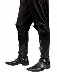 Svarta skoöverdrag
