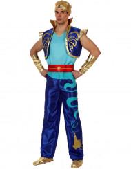 Kostym för arabiskinspirerad prins herrar