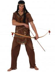 Indiandräkt vuxen