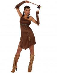 Indian - utklädnad för vuxen