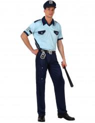 Polisdräkt Herrdräkt
