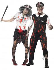 Herr och Fru Zombiepolis - Pardräkt vuxna
