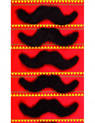 Parti 5 mustascher