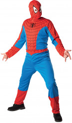Maskeraddräkt Spiderman™ vuxen med mask